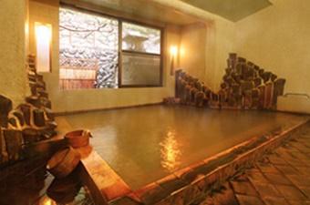 最上屋旅館の温泉の画像