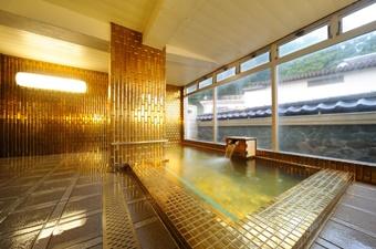 すゞきや(すずきや)旅館のお風呂の画像