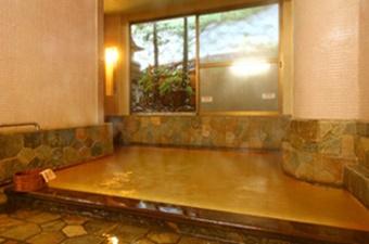 最上屋旅館のお風呂の画像
