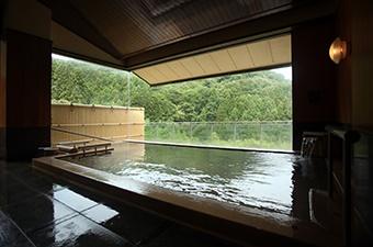 みちのく庵のお風呂の画像