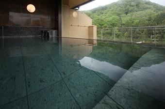 みちのく庵の温泉の画像