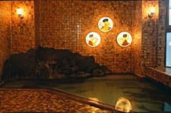 湯守木村屋のかっぱ風呂の画像