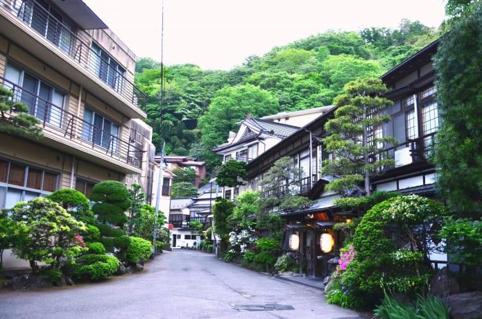 鎌先温泉の画像