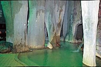 湯守木村屋の天狗岩風呂の画像