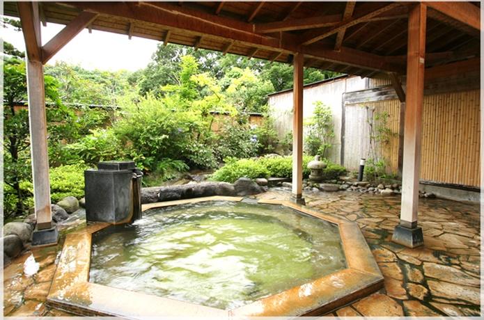バーデン家 壮鳳の温泉の画像