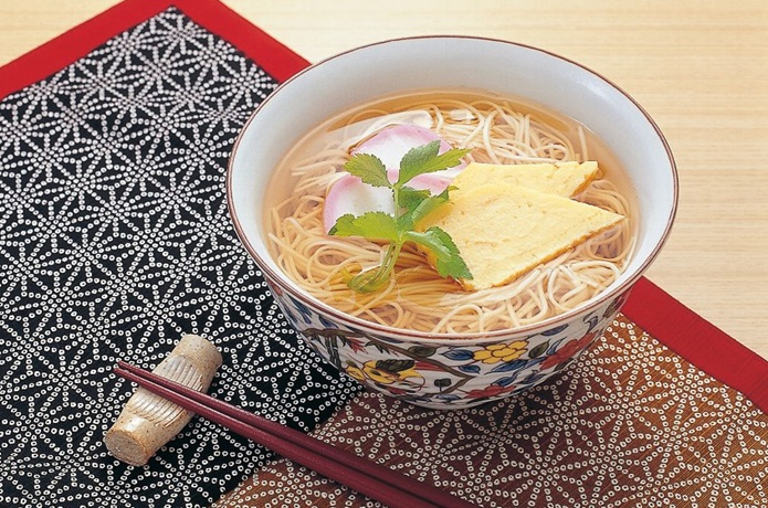 白石温麺の画像