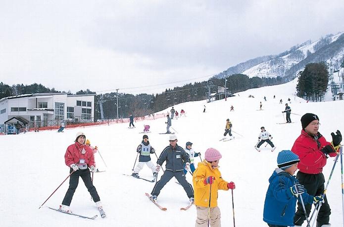 七ヶ宿スキー場