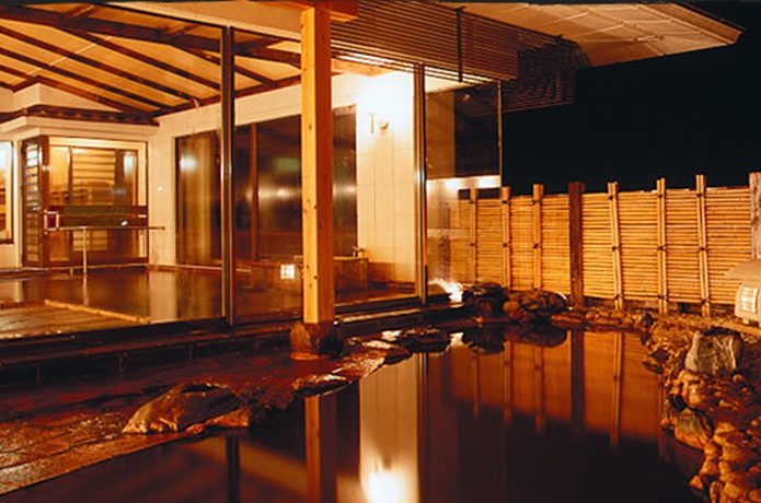 木村屋旅館の温泉の画像