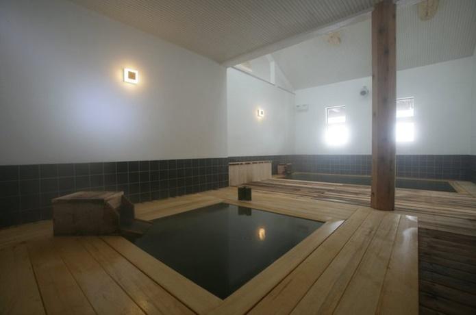 峩々温泉の温泉