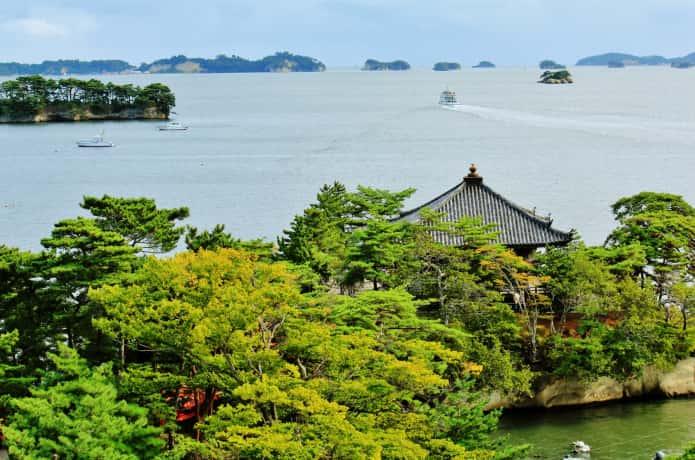日本三景展望台