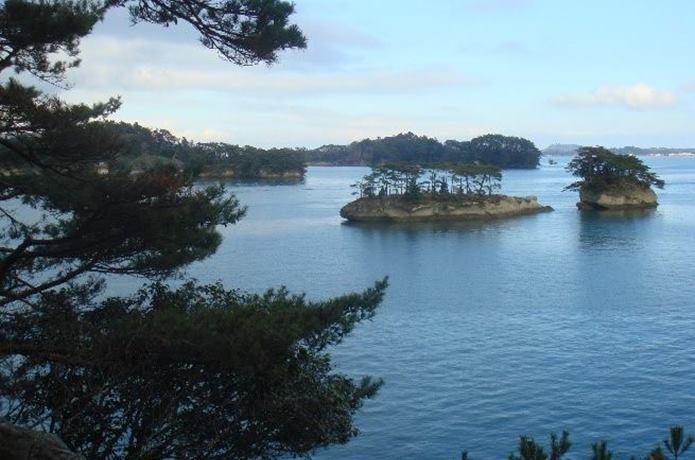 雄島からの眺望