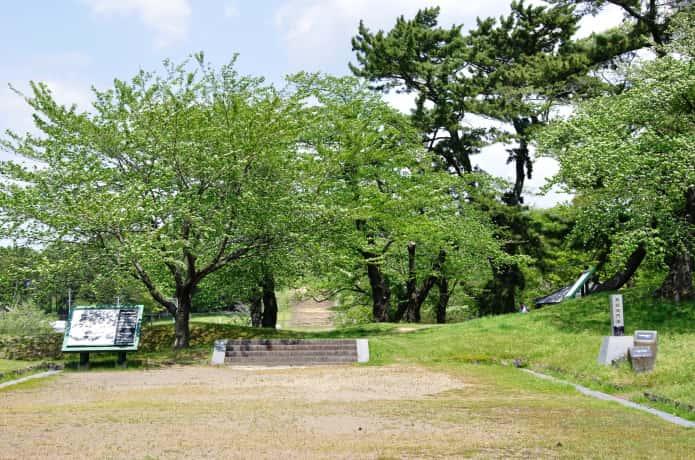 多賀城跡 入口