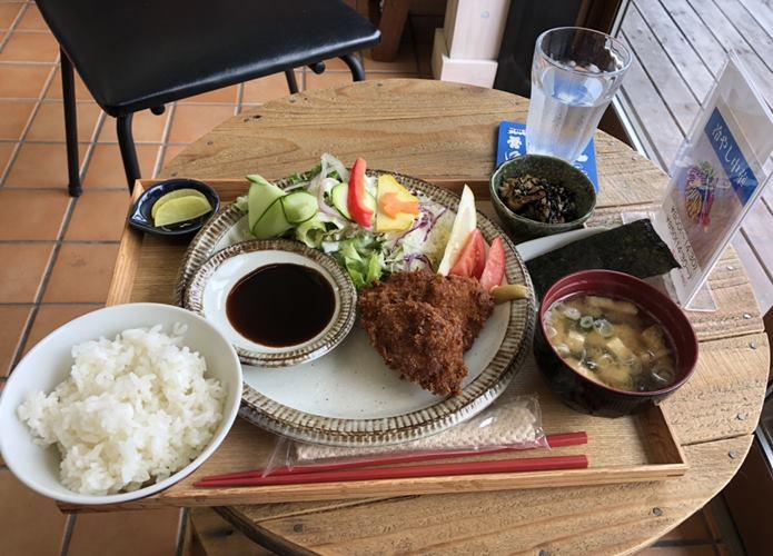 宮戸つばめ食堂 メニュー