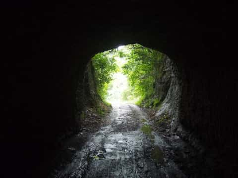 宮戸島 トンネル