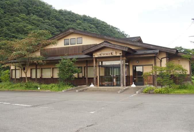 鳳鳴四十八の滝 蕎麦屋