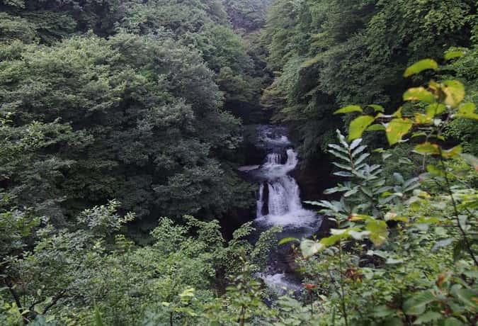 鳳鳴四十八の滝