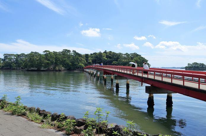 松島 福浦橋