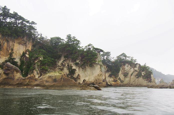 奥松島 遊覧船