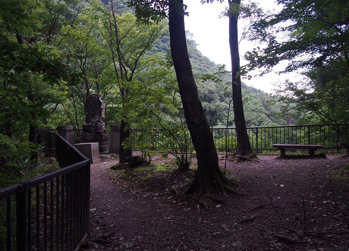 鳳鳴四十八滝 滝見台