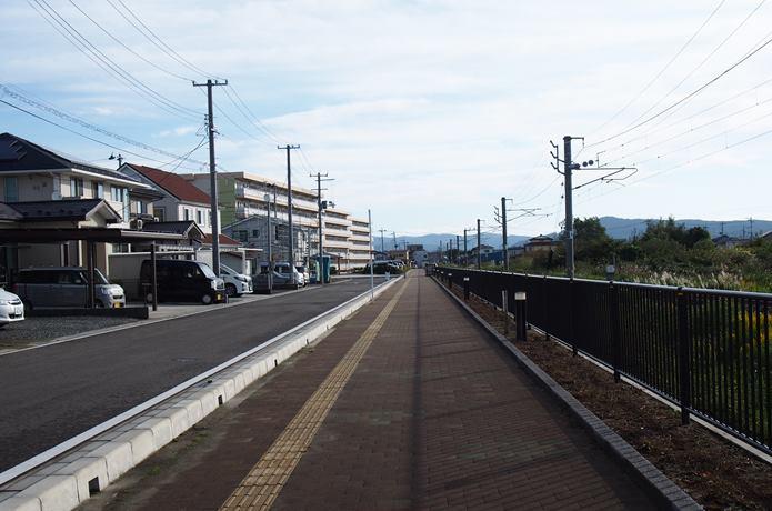 石巻あゆみ野駅前