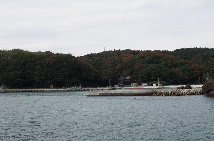 田代島 港