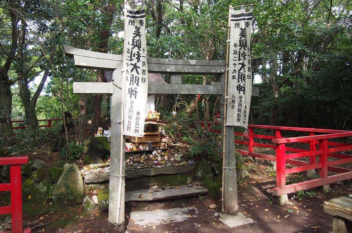 田代島 神社