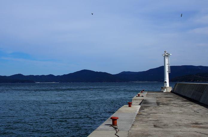 大泊港 灯台