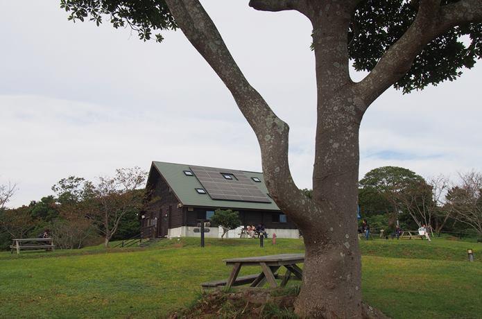 田代島マンガアイランド センターハウス