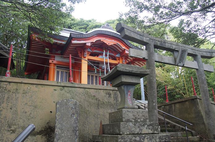 田代島 稲荷神社