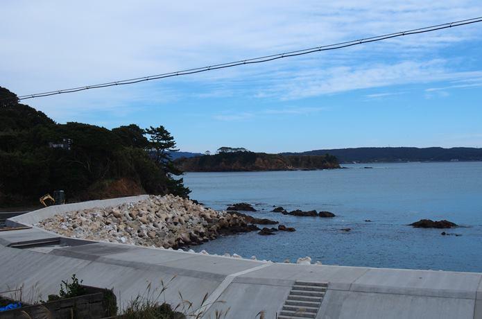田代島の海