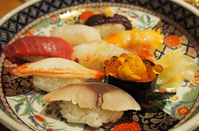石巻 金華寿司