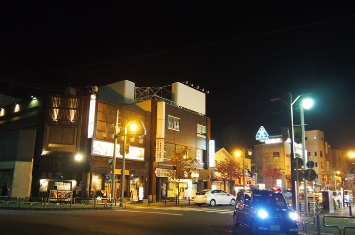 夜のマンガロード