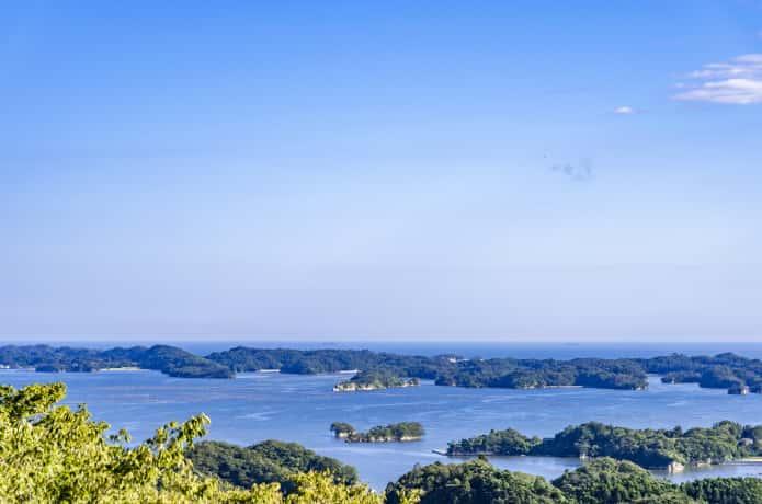 松島 俯瞰