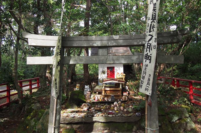 猫神様猫神社