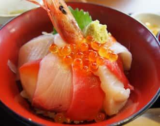 石巻 海鮮丼