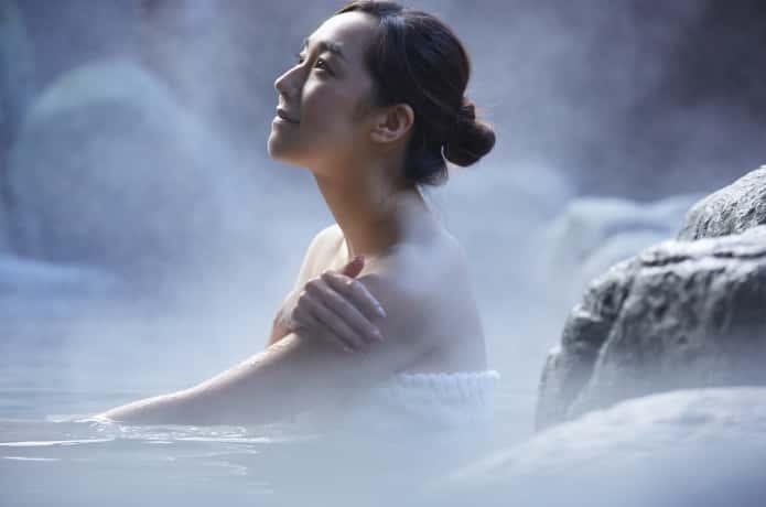 温泉 イメージ写真