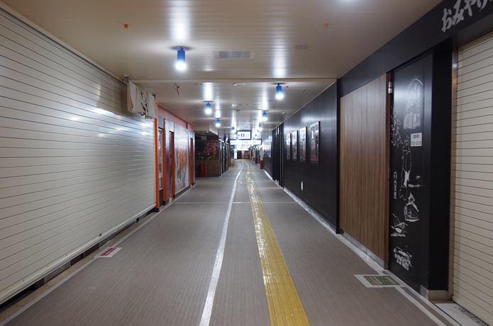 仙台駅 牛タンストリート