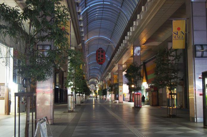 仙台アーケード街