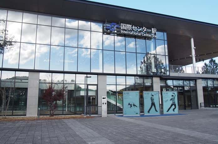 仙台国際センター駅