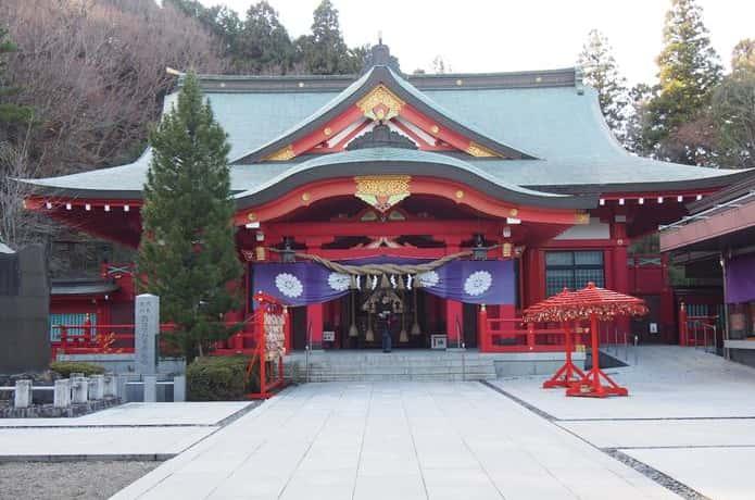 宮城県護國神社