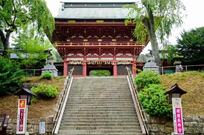 鹽竈神社 楼門