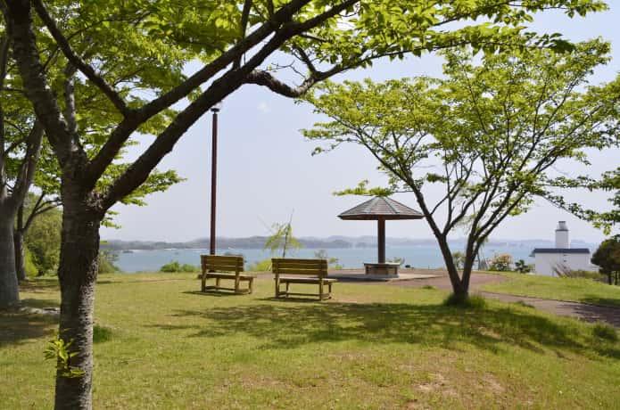 松島 多聞山公園広場