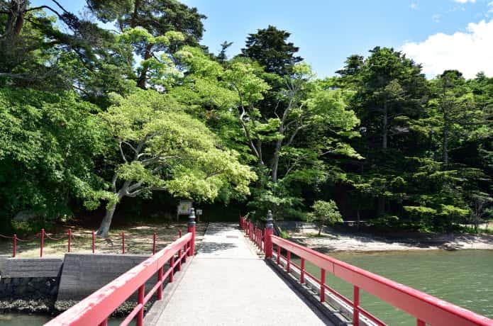福浦島入口