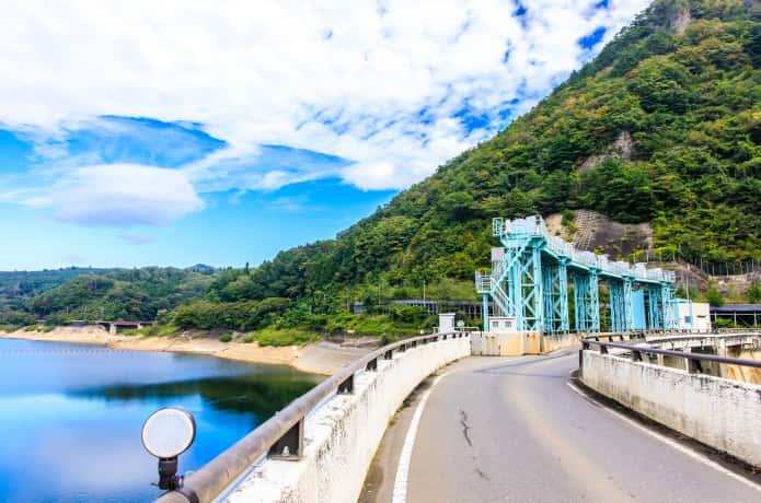 仙台市 大倉ダム
