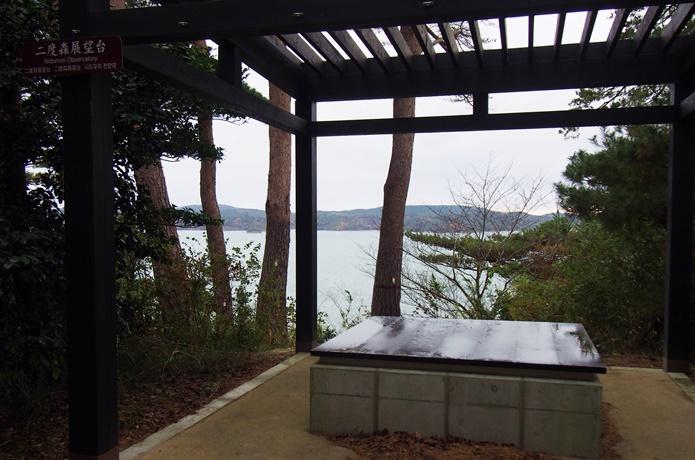 桂島 二度森展望台