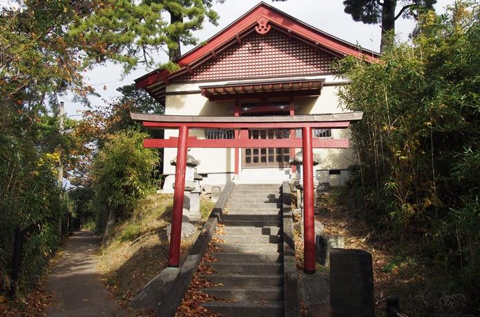 野々島 熊野神社