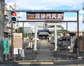満腹寺 入口
