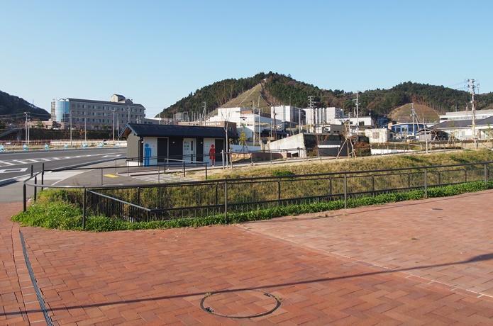 女川町 広場