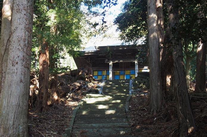 女川 熊野神社 社殿