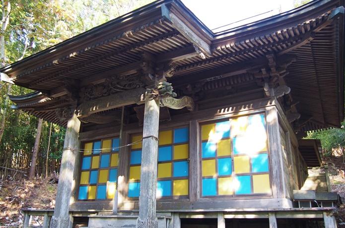 熊野神社 社殿